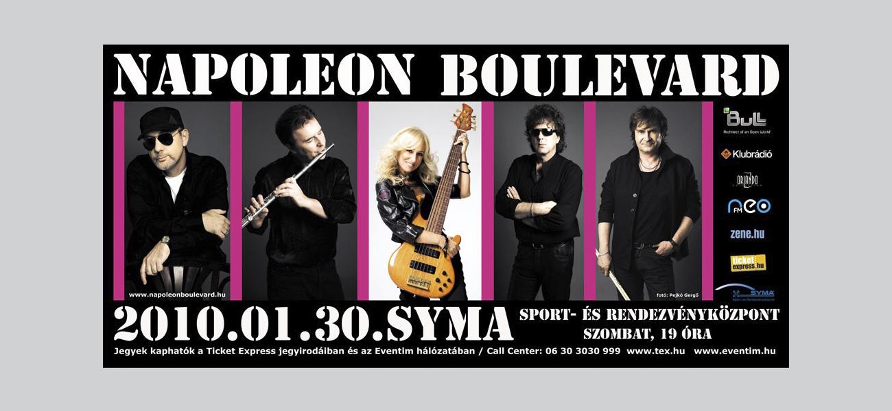 Koncert plakát nyomtatás